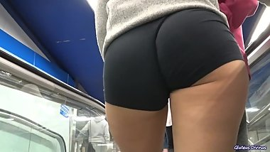 Spanish big asses candid booty PAWGs curvy women GLUTEUS DIVINUS