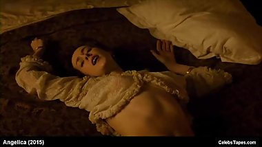 Celebrity Actress Jena Malone Frontal Nude & Hot Sex Scenes