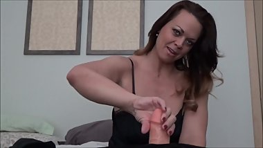 Night Time Quickie by Diane Andrews MILF Taboo Step-Aunt POV Handjob