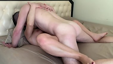 Ball Slapping Passionate Romantic Sex That's Sexy;Hot And Female Friendly
