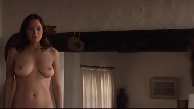 Marion Cotillard;Charlotte Gainsbourg nude - Ismael's Ghosts
