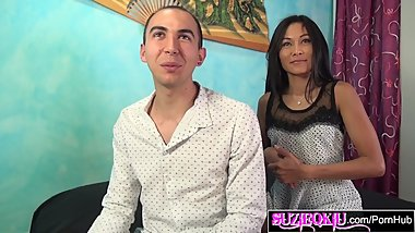 Suzie Q- I love eating the cum of young guys