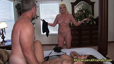 I'm Not Enought;So You Fucked My StepSister?