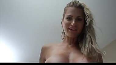 Horny Mommy Fuck Her Baby boy
